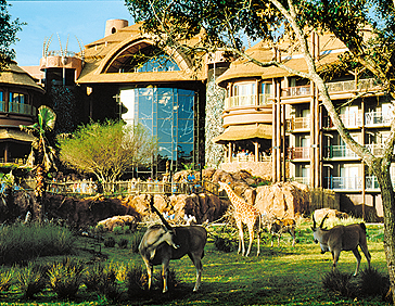 Disney Animal Kingdom 01 Exterior